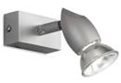 Immagine di Kripton Spot Da Parete O Da Soffitto Alluminio