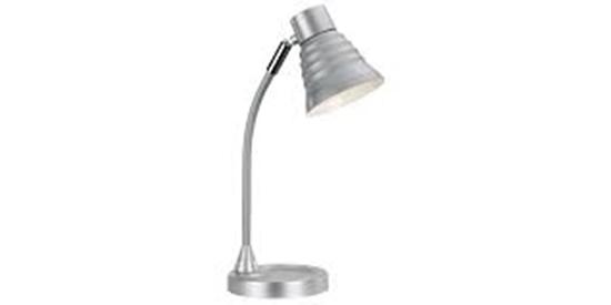 Cheope Lampada Da Tavolo Grigia Bime Ingrosso E Dettaglio Materiale Elettrico