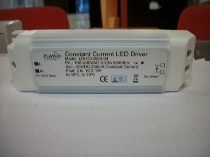 Picture of Alimentatore Led 350ma 16w