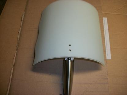 Picture of Lampada Da Parete Con Vetro Decorato -a1075am-