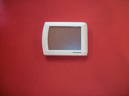 Picture of Visiocolor Termostato Touch Screen Da Parete -visiocolor-
