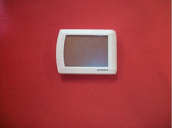 Immagine di Visiocolor Termostato Touch Screen Da Parete -visiocolor-