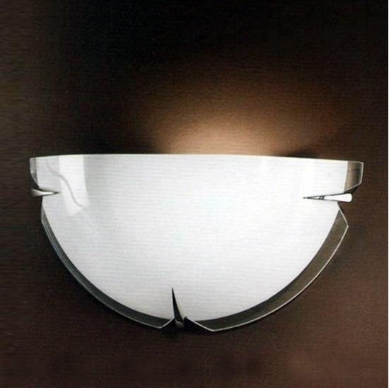 Immagine di Lancia Applique In Vetro Per Interno
