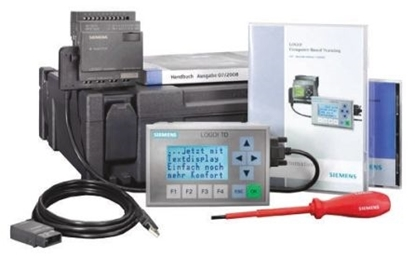 Picture of Kit Composto Da Cavo Di Programmazione, Software E Plc Logo