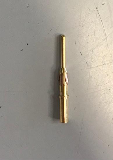 Immagine di Confezione 10 Pz Contatto Maschio Per Connettore Circolare