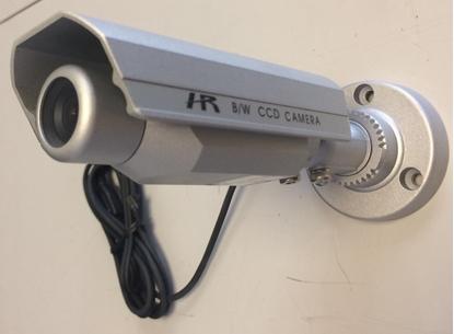 Picture of Microtelecamera Per Esterno Bianco E Nero