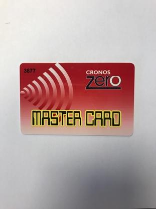 Picture of Master Card Zero