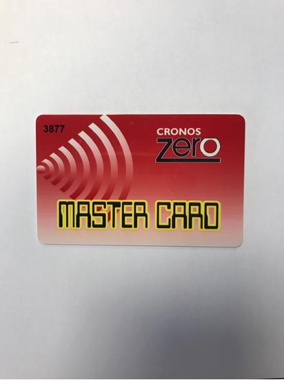 Immagine di Master Card Zero