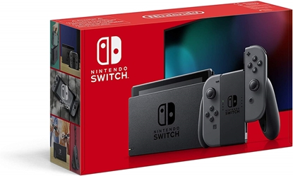 Picture of Nintendo Switch Grigio Da 6.2''.