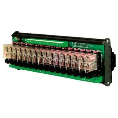 Picture of Modulo 16 Rele' 24v Ac/dc 1 Scambio  -xr161u24f-