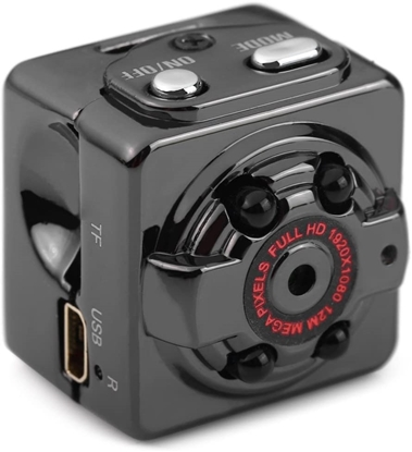 Picture of Sq8 Mini Dv Camera Full Hd 1080p -sq8-