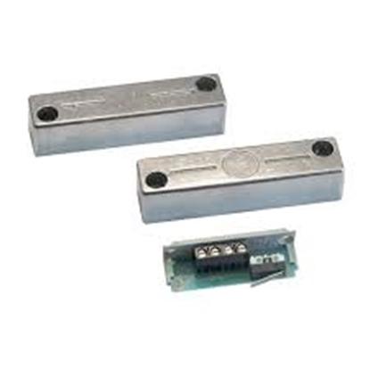 Immagine di Contatto Magnetico Alluminio Grande Con Morsetti Di Connessione -462m-