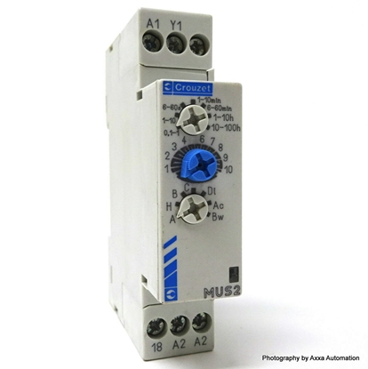 Picture of Temporizzatore Mus2 0,1s-100h -88826004-
