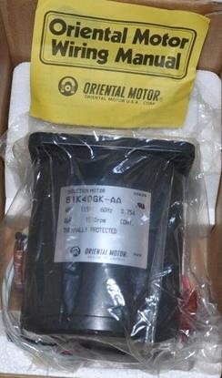 Picture of Motorino 115v 60hz 1rpm Senso Orario -823940-