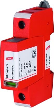 Picture of Dgs600 Scaricatore Sovratensione 1p 600v Tipo 2  -952076-