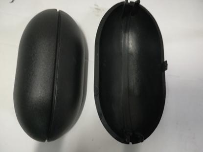 Immagine di Tappo Bombato Nero Per Sistema Sharp -05352108-