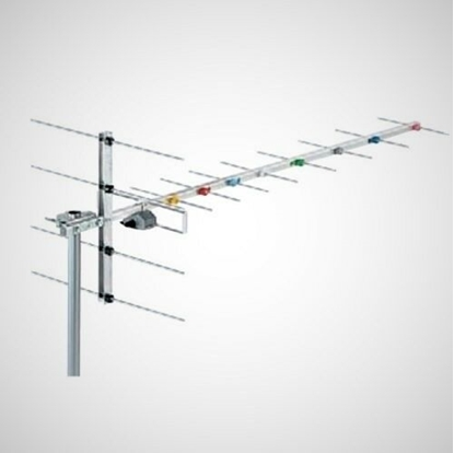 Picture of 219421 Antenna Uhf Per Gruppo Di Canali Con Serie Di Riflettori  -10alfa-