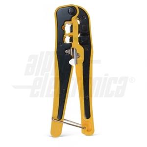Immagine di Pinza Plastica A Crimpare Per Spine Modulari 4-6-8 P  -98-158/1-