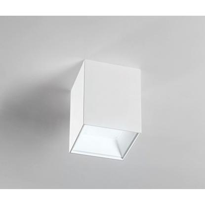 Picture of Cubo Led A Soffitto In Alluminio -926-