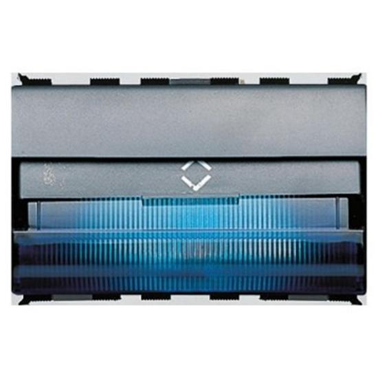 Picture of Segnapasso Con Luce Regolabile  12/24v  Azzurro 3 Moduli Playbus  -30605-