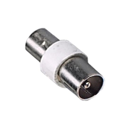 Immagine di Adattatore Spina/spina 9,5mm  Per Tv -32122-