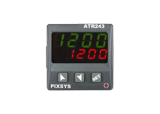 Picture of Termoregolatore 48x48 12/230v Ac-dc Ingresso Universale + 4/20ma -0/10v + Potenziometro  -atr24320abc-