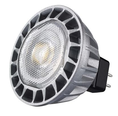 Immagine di Lampada A Led 8w 12v Ac/dc 4000k Gu5.3  Fascio 40°  -0026348-