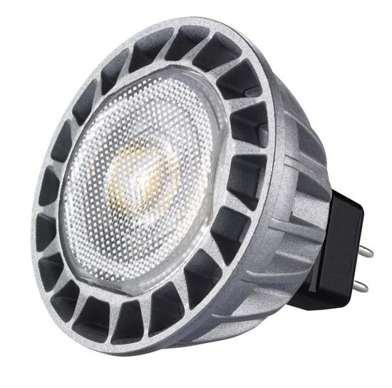 Picture of Lampada A Led 8w 12v Ac/dc 4000k Gu5.3  Fascio 40°  -0026348-