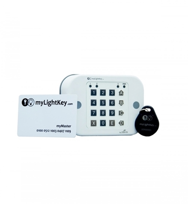 Picture of Kit Di Controllo Accessi Con Lettore -mylightkey-