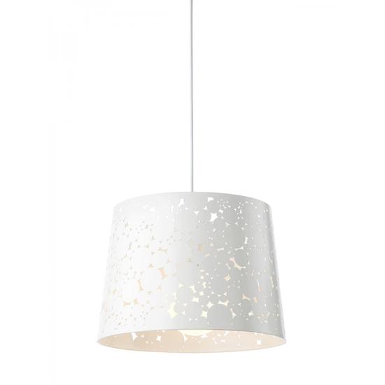 Picture of Dots Sospensione Per Interni Con Struttura E Paralume In Metallo Verniciato A Polveri Bianco Opaco -01-1016-
