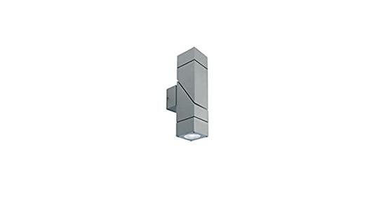 Immagine di Applique A Parallelepipedo Per Esterno -60972-