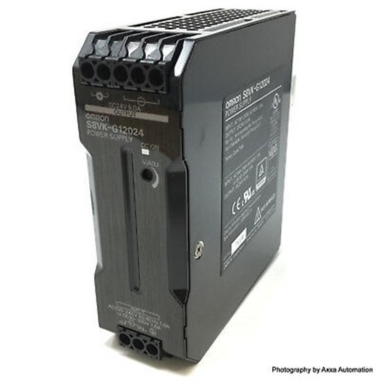 Picture of Alimentatore Switch A  Montaggio Su Guida Din -s8vkg12024-