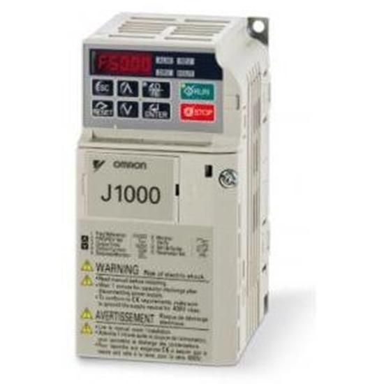 Immagine di Inverter J1000 0,55kw 3a 220v -jzab0p4baa24664-