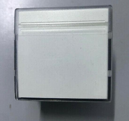 Picture of Pulsante Portanome Cross 2 Moduli -680517-