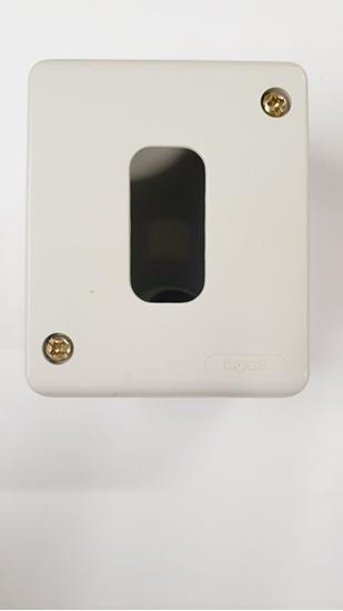 Picture of Contenitore Vuoto 1 Modulo Ip40 -65451-