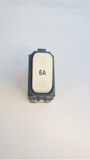 Picture of Interruttore Magnetotermico 1 Polo 6a Gl2000 -65076-