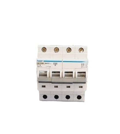 Immagine di Interruttore Automatico Magnetotermico 4 Poli 10a -nd410a-