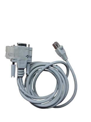 Immagine di Cavo Con Connettore Femmina 9 Poli Plug Rj45 3 Mt -cavo9poliplug-