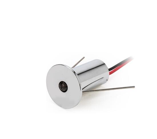 Picture of Petit Mini Led 0,5w 12 Vdc Bianco 4000k  -dl5mmbn-