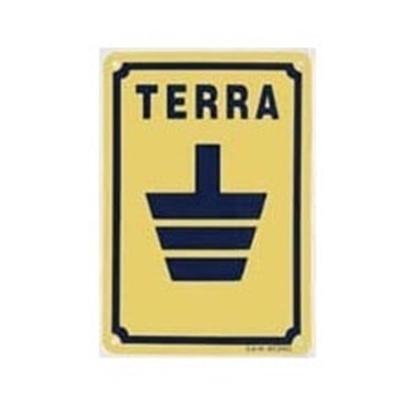 Picture of Cartello Indicatore Presa Di Terra -5400-