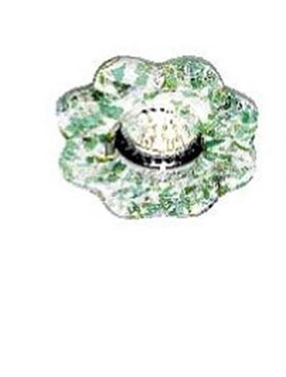 Picture of Vetro A Fiore Verde Per 1161 -595309-