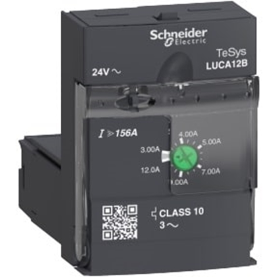 Picture of Unita' Di Controllo Standard 3-12a 24v Ac -luca12b-