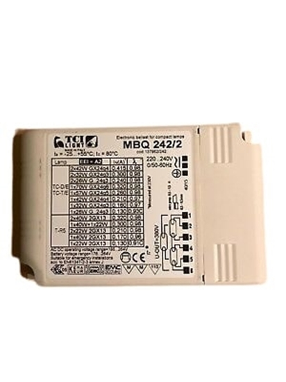Picture of Mbq 242/2 Reattore Elettronico  -137962242-