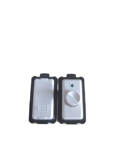 Immagine di Dimmer Con Deviatore Push Push 2 Moduli Magic  -5364-